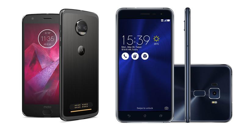 Motorola e Asus precisam seriamente de mudar a sua filosofia