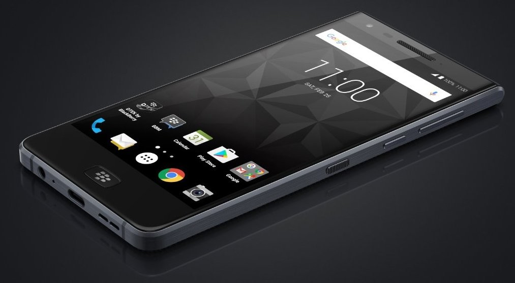 BlackBerry Motion Europa