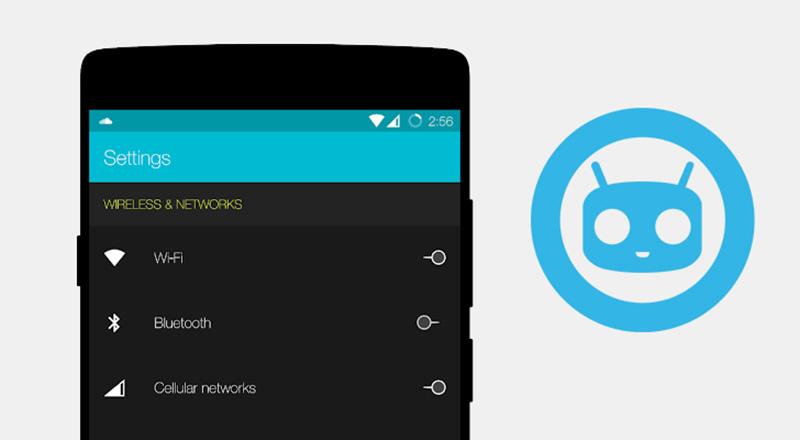 CyanogenMod Theme LineageOS