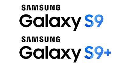 Samsung Galaxy S9 Galaxy S9 Plus logo logotipos