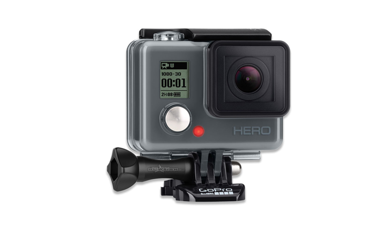 D€AL: Aproveita o desconto e compra uma GoPro Hero por 52€
