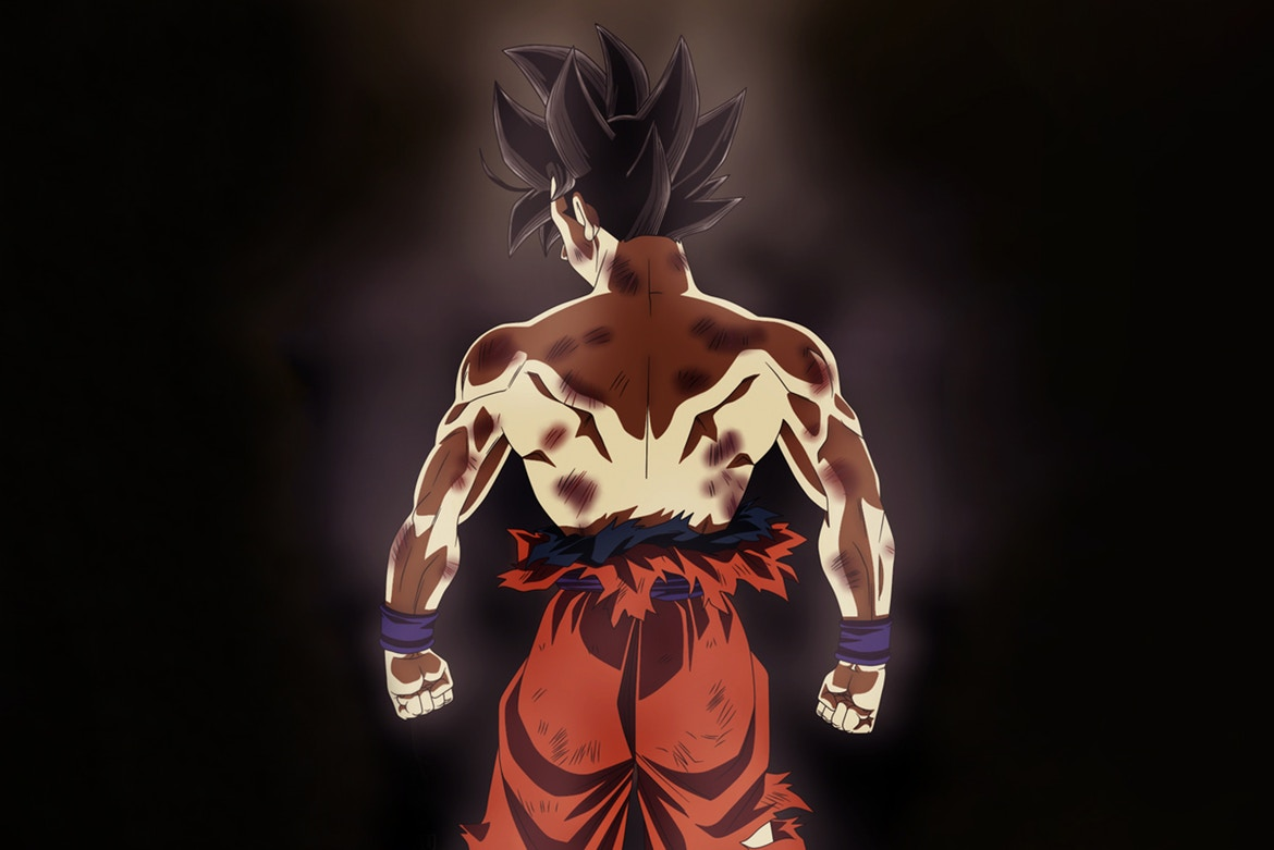 Goku Vegeta Dragon Ball Super