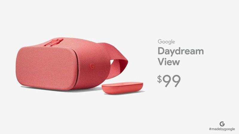 Google DayDream Android Realidade Virtual