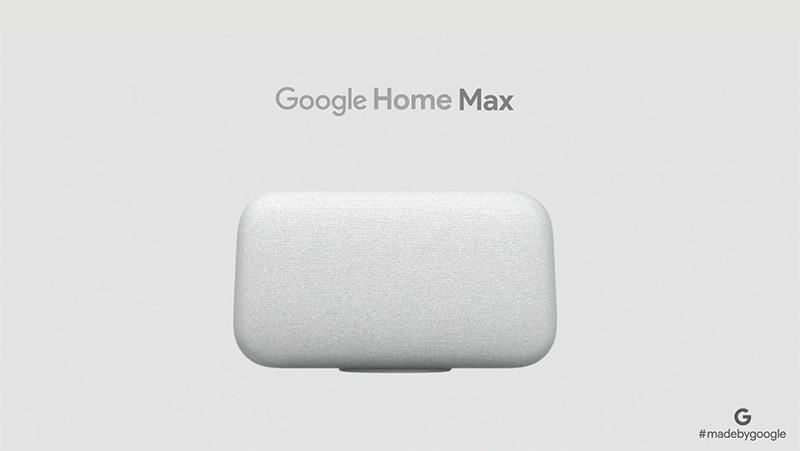 Google Home Max Google Assistant