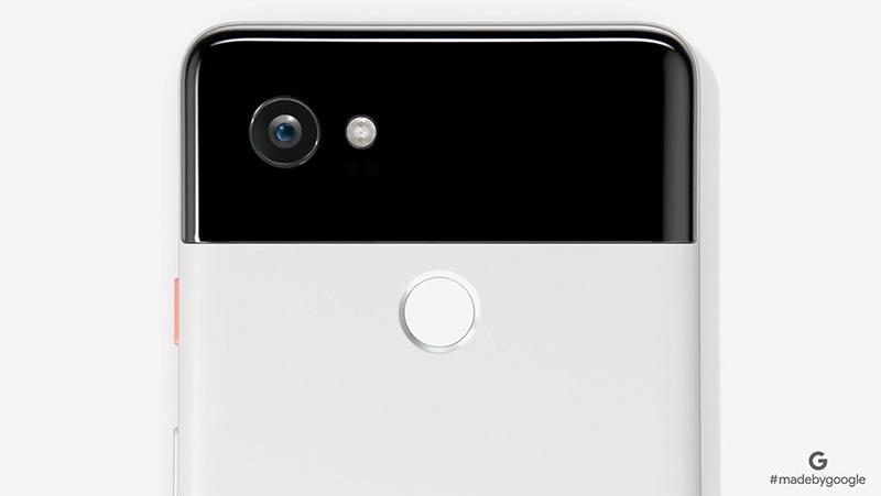Google Pixel 2 Apple iPhone X