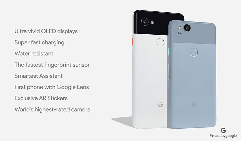 Google Pixel 2 XL Android Oreo