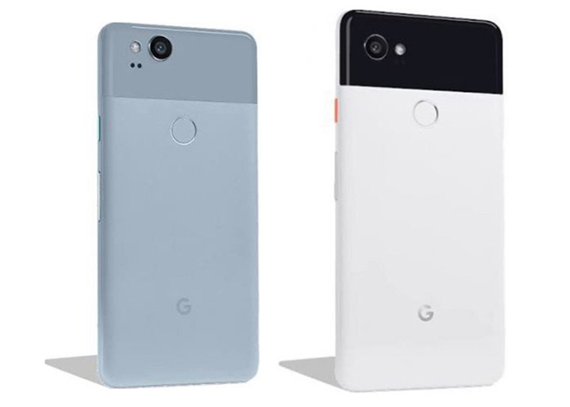 Google Pixel 2 Google Pixel 2 XL Android Oreo