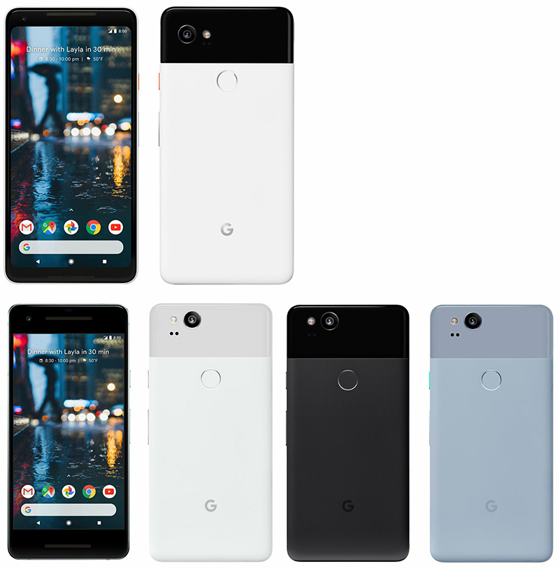 Google Pixel Smartphone Android