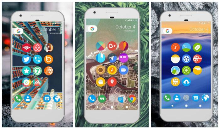 Google Play Store pacote de ícones