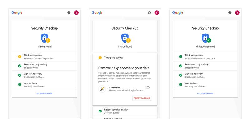 Google Segurança Smartphone Android