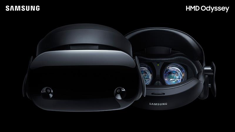 Samsung HMD Odyssey Microsoft Mixed Reality