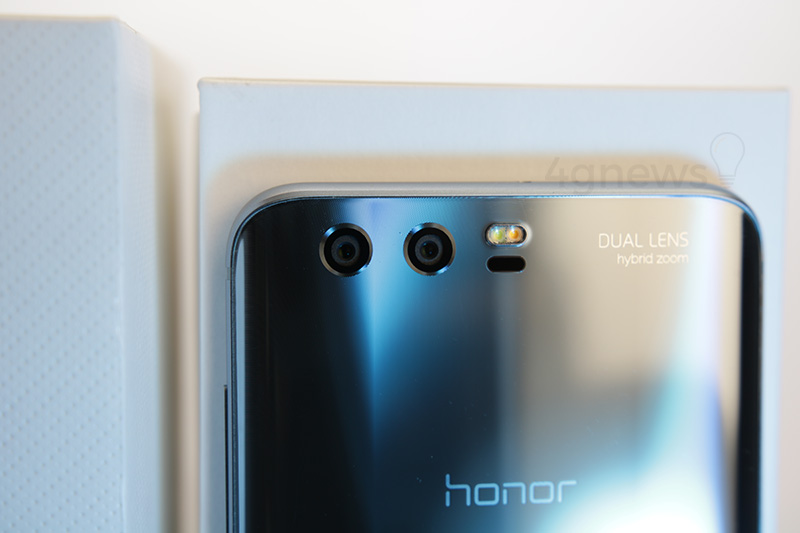 Huawei Honor 9 Android Smartphone Análise Review