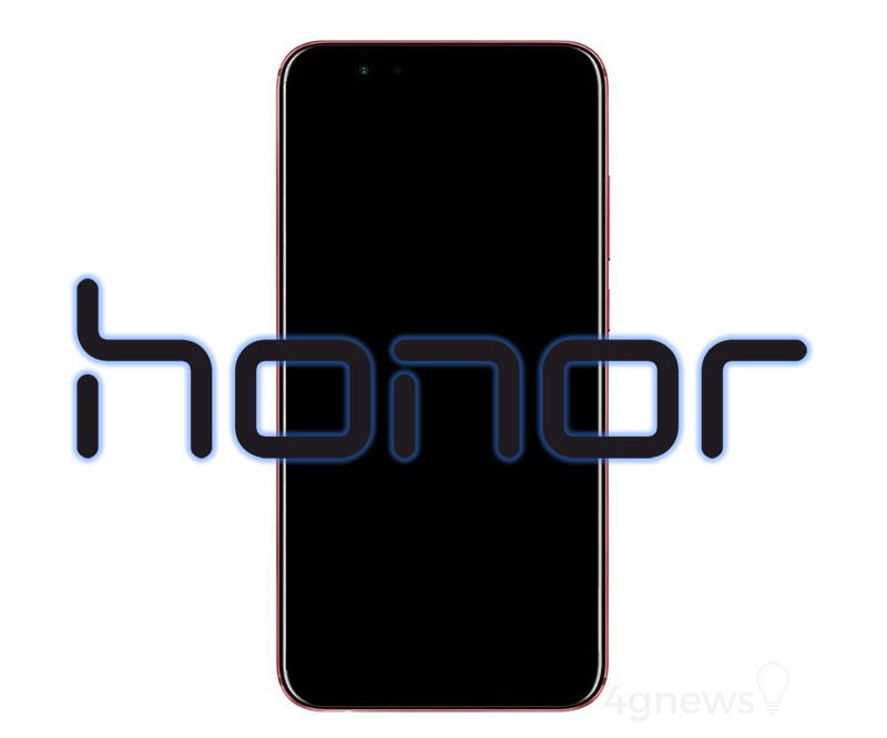 Huawei Honor V10 smartphone imagem