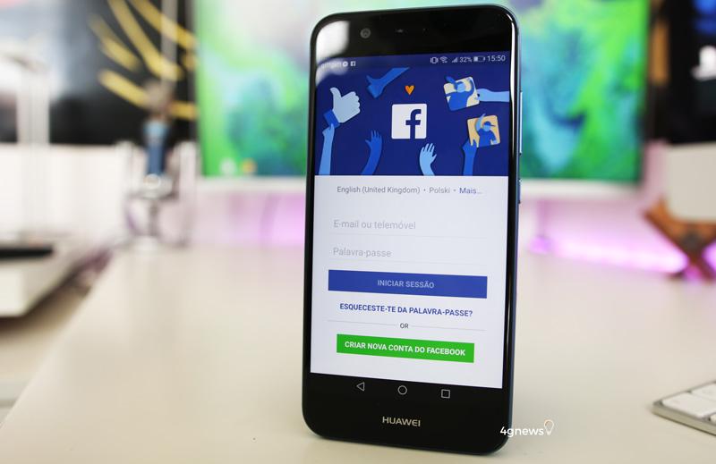 """Facebook utilizará """"Face ID"""" para recuperares a tua conta"""