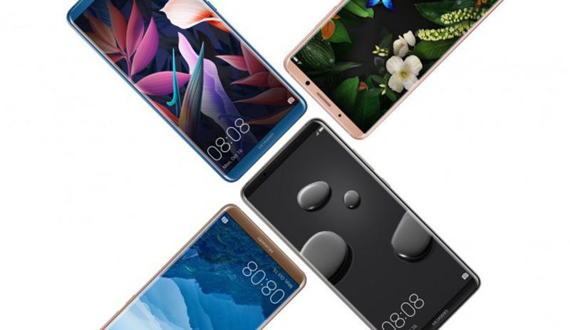 EUA Huawei Mate 10 Pro Portugal smartphone