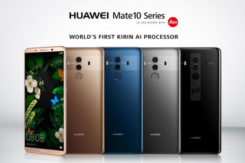 Huawei Mate 10 Pro Huawei P20