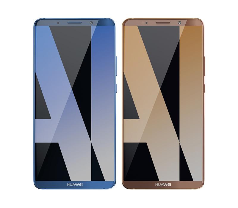 Huawei Mate 10 Pro cor