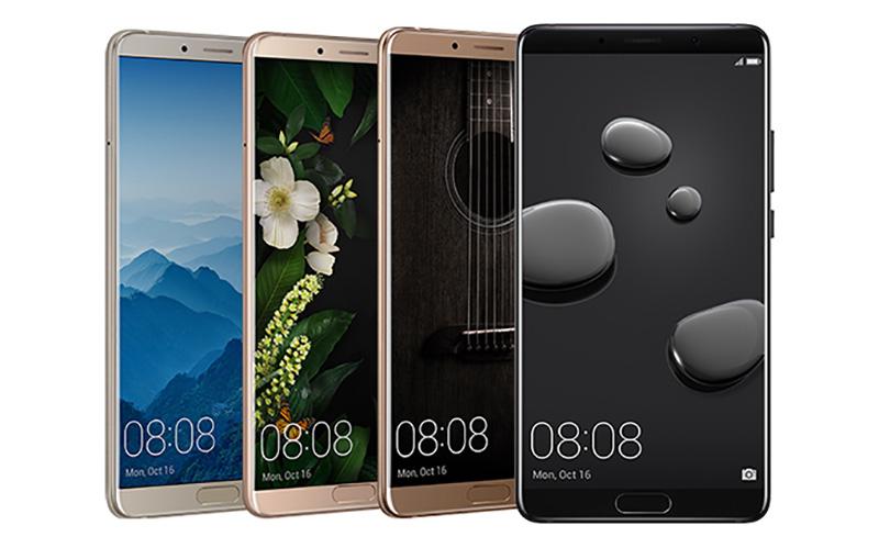 Huawei Mate 10 Android Huawei P20