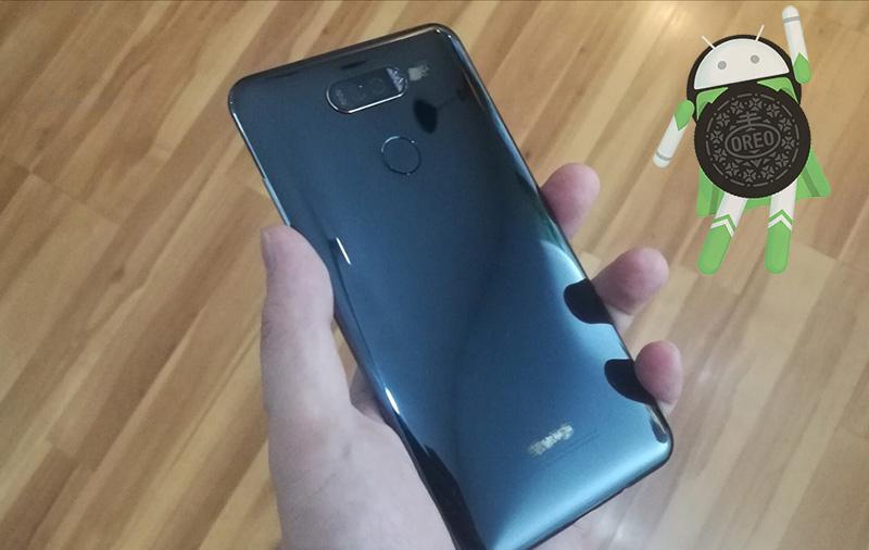 Huawei Mate 10 Android Oreo EMUI 6