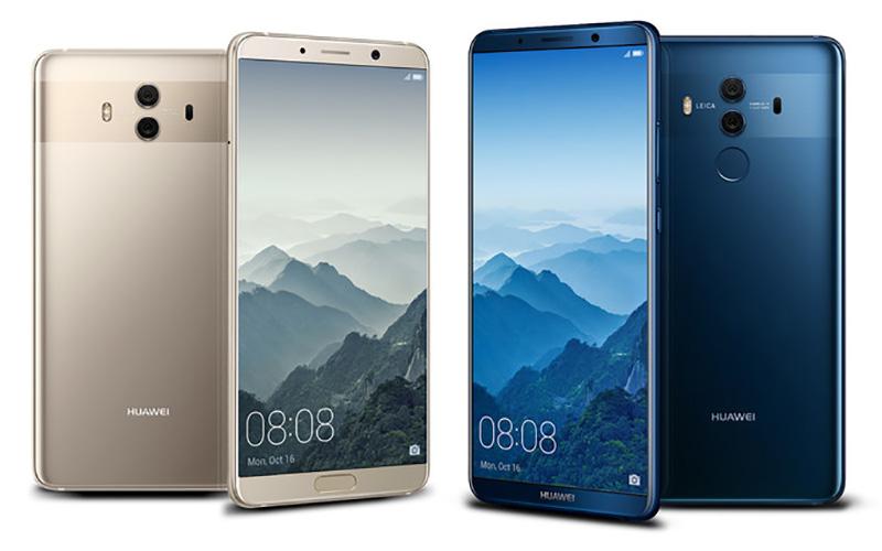Huawei Mate 10 Pro pré-venda