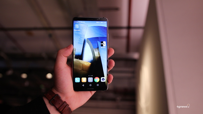 Huawei Mate 10 Pro lidera os smartphones Android no AnTuTu benchmark