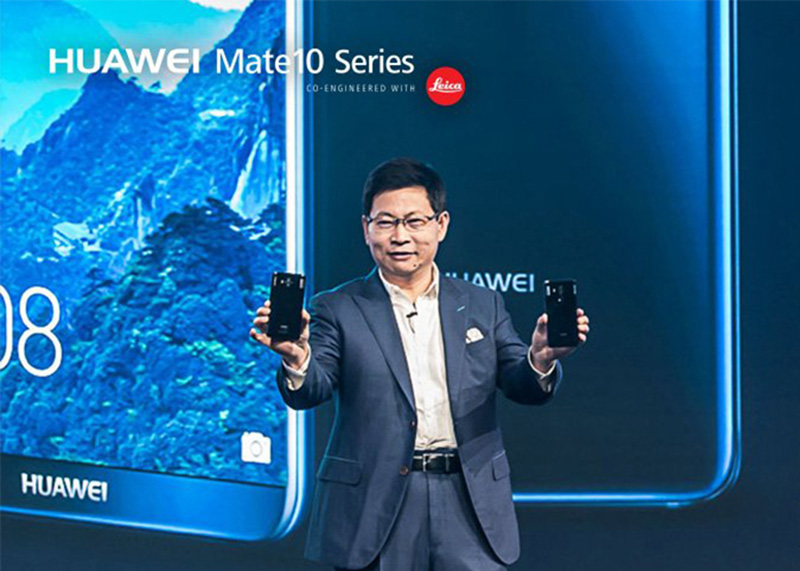 Huawei Mate 10 Android