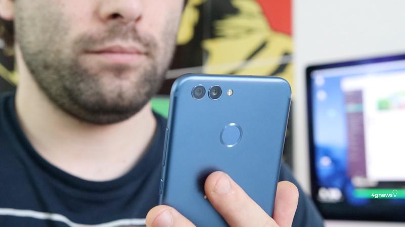 Huawei Nova 2s Android smartphone