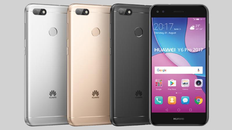 Huawei Y6 Pro (2017) Europa