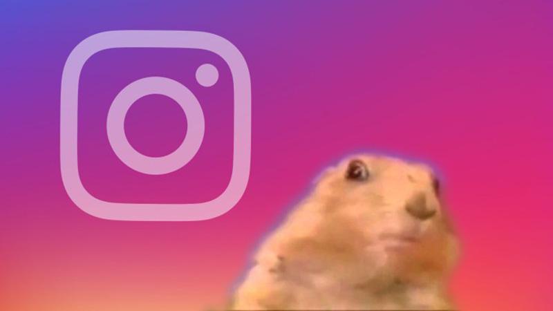 Instagram SuperZoom