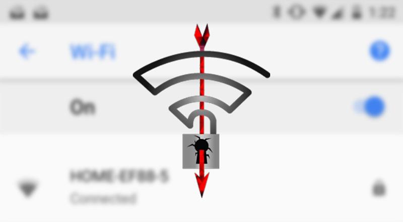 KRACK Android Segurança ameaça KRACK ameaça Wi-Fi Android