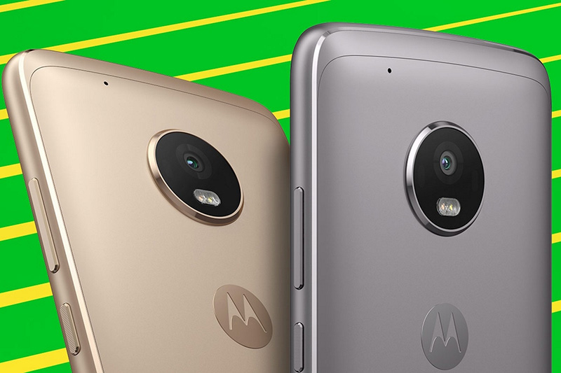 Motorola Moto G5 Plus Android Oreo 1