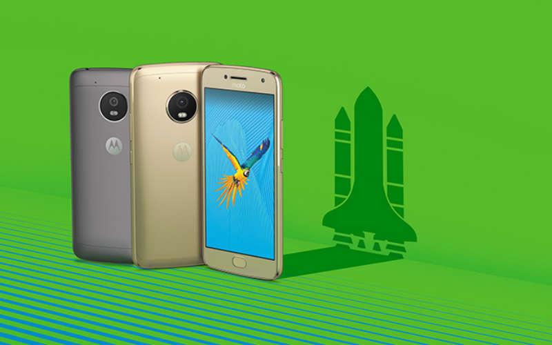 Motorola Moto G5 Plus Android