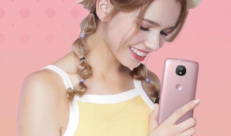 cores Motorola Moto G5S