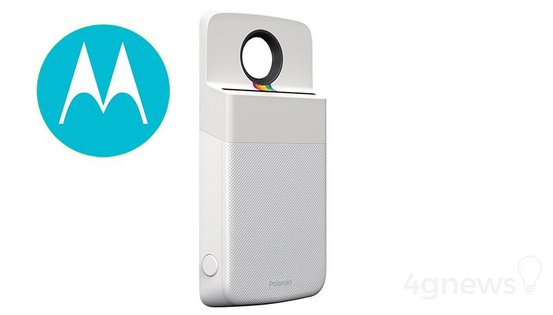 Motorola Moto Snap Polaroid Insta Share