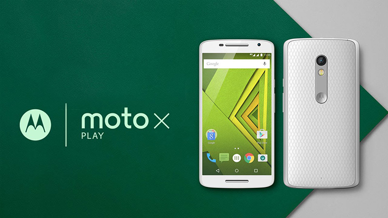 Motorola Moto X Play Android Nougat