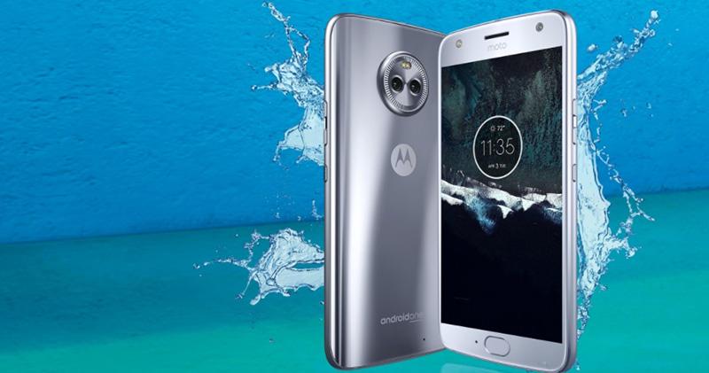 Motorola Moto X4 Android segurança
