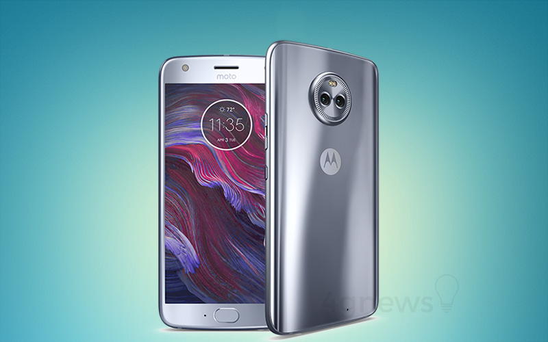 Motorola Moto X4 Android Oreo