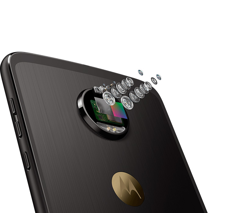 Motorola Moto Z 2018 Kingsman 3