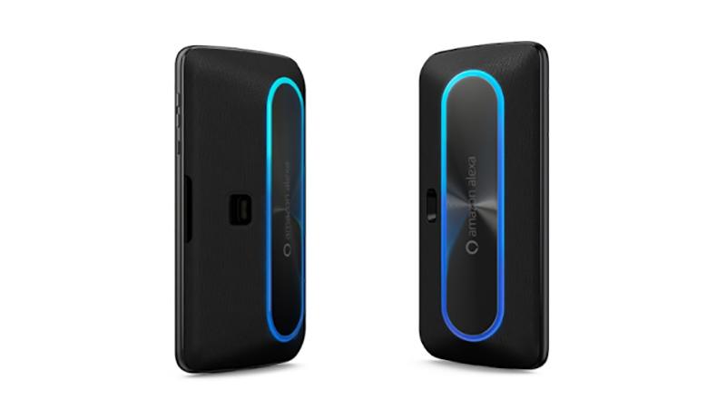 Motorola Moto Z Moto Snap Amazon Alexa