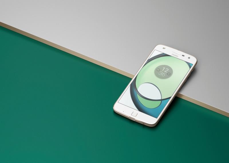 Motorola Moto Z Play atualização segurança