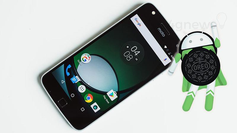 Motorola Moto Z Play Android Oreo LineageOS 15