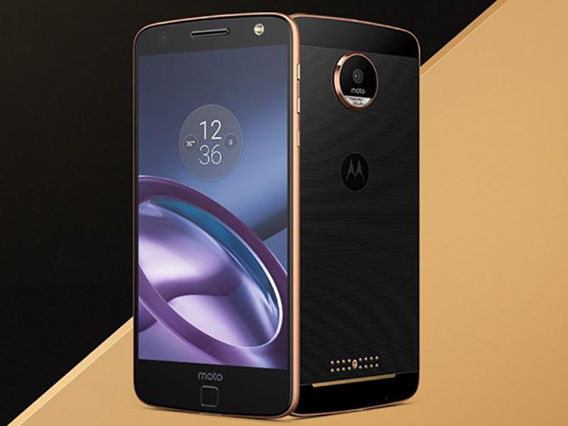 Motorola Moto Z Play Android Oreo 8.0