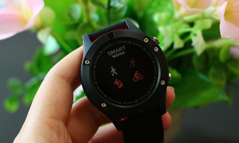 NO.1 F5 - O novo smartwatch incluirá GPS e boa autonomia