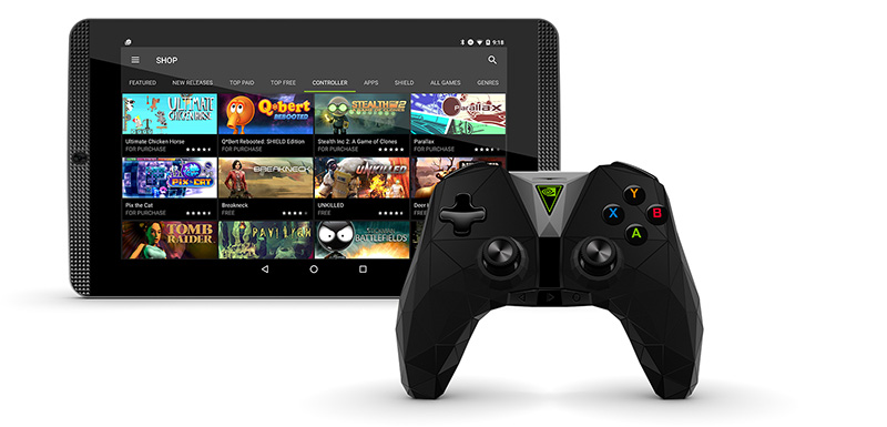 NVIDIA SHIELD Tablet SHIELD K1 Android Oreo