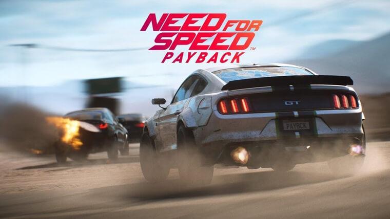 EA lança novo trailer de Need for Speed Payback