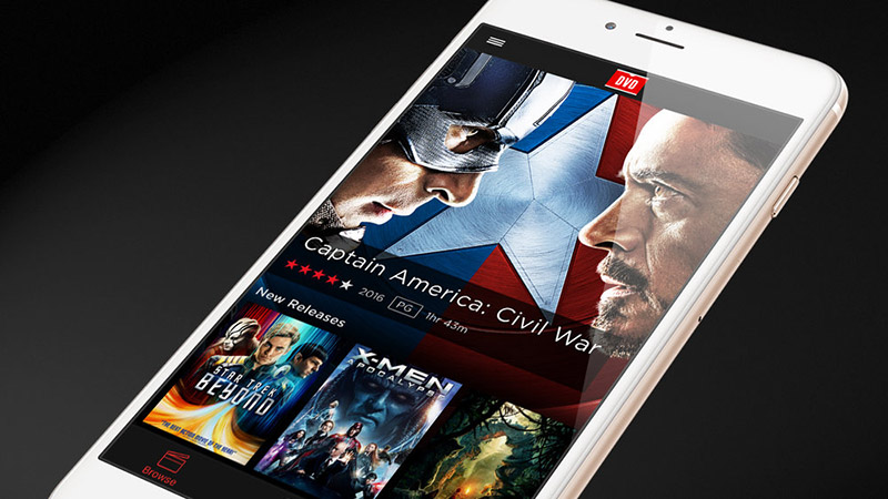 Netflix Android App iOS