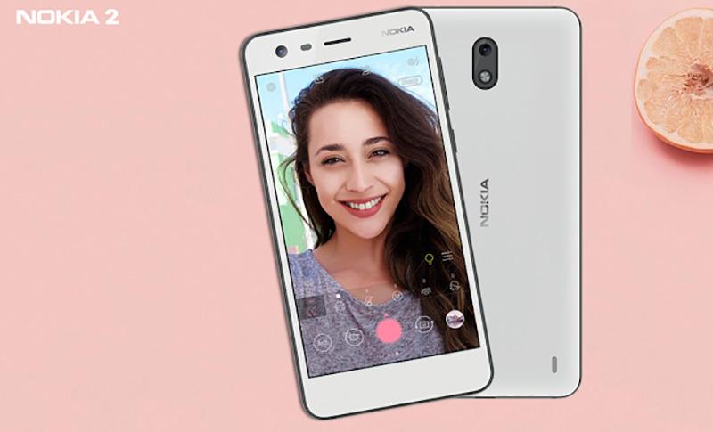 Nokia 2 smartphone Android mercado económico
