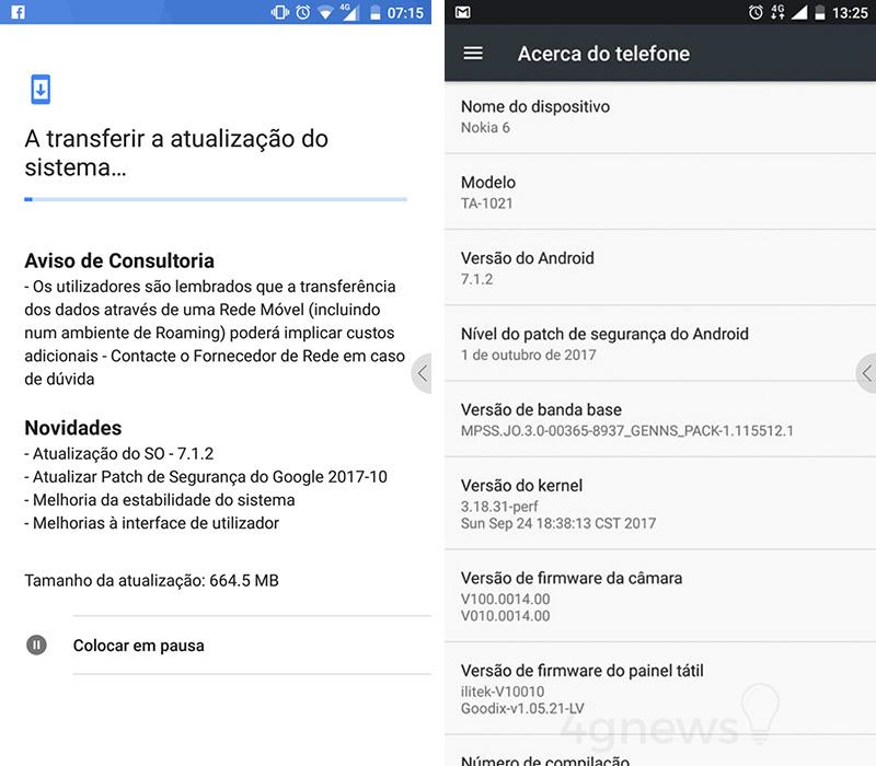 Nokia 6 Nokia 8 Android Nougat Smartphone