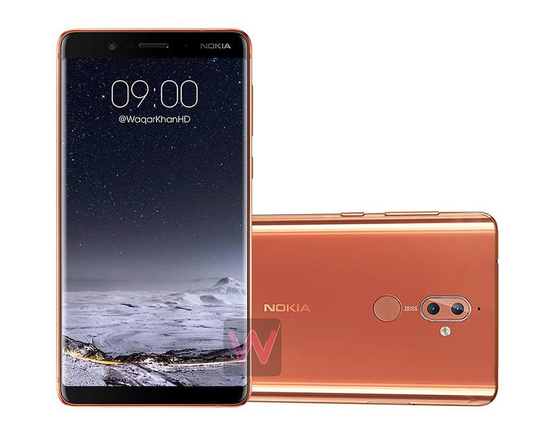 Nokia 9 smartphone preço Android, janeiro