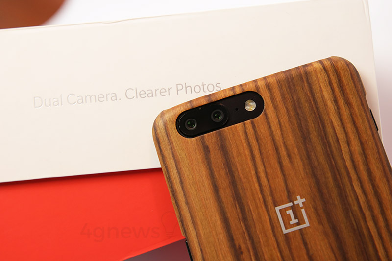 OnePlus 5 Android smartphone câmara APK OxygenOS 4.5.13